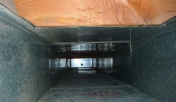 Air Duct Cleaning - Cleaned Air Duct